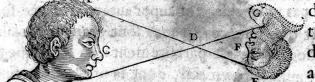 Descartes;_Optics-_dicourse_on_methods...Inverted_image_Wellcome_L0012002